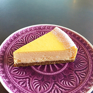 チーズケーキ 写真