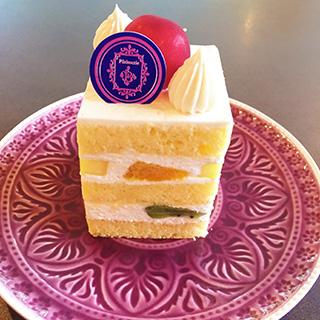 ショートケーキ 写真